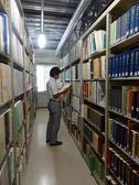 (118)奈文研の図書室