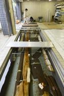 巡訪研究室(4)都城発掘調査部(飛鳥・藤原地区)遺構研究室